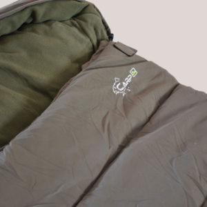 5 SEASON Schlafsack Sleeping Bag Anglerschlafsack All Season - Image 2