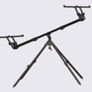 Rod Pod Crown Pod 3 Ruten - Image 2